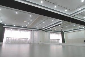 銀座 ダンススタジオ