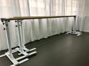 銀座ダンススタジオ バレエバー