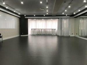 ジャズダンス レッスン ダンス教室 銀座 貸しスタジオ