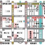 銀座 花道スタジオ 地図 素材 ウェブ用JPG