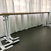 銀座 ダンススタジオ バレエバー